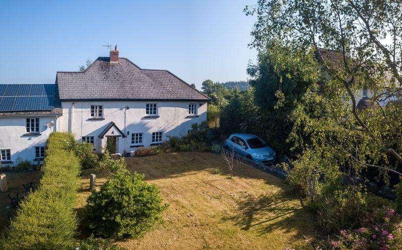 5 Bedrooms Cottage House for sale in Wood Lane, Morchard Bishop