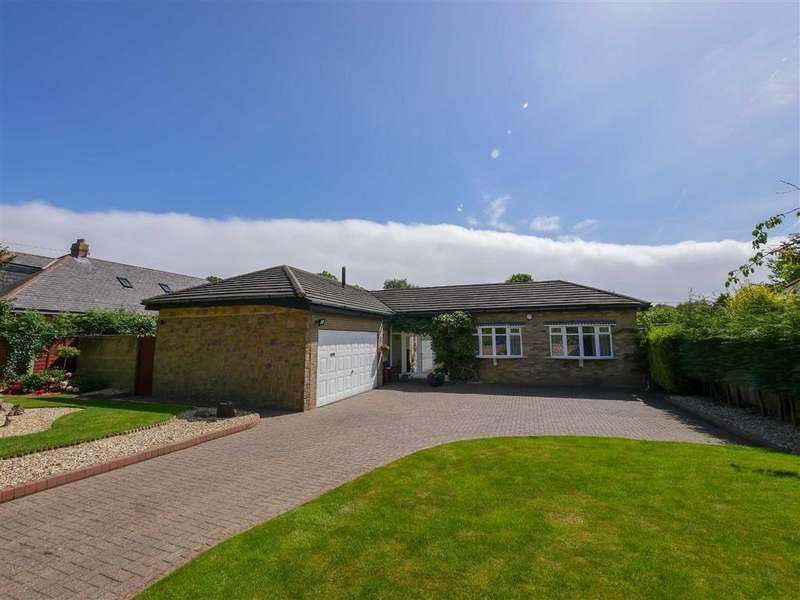 4 Bedrooms Detached Bungalow for sale in Marsden Road, Cleadon