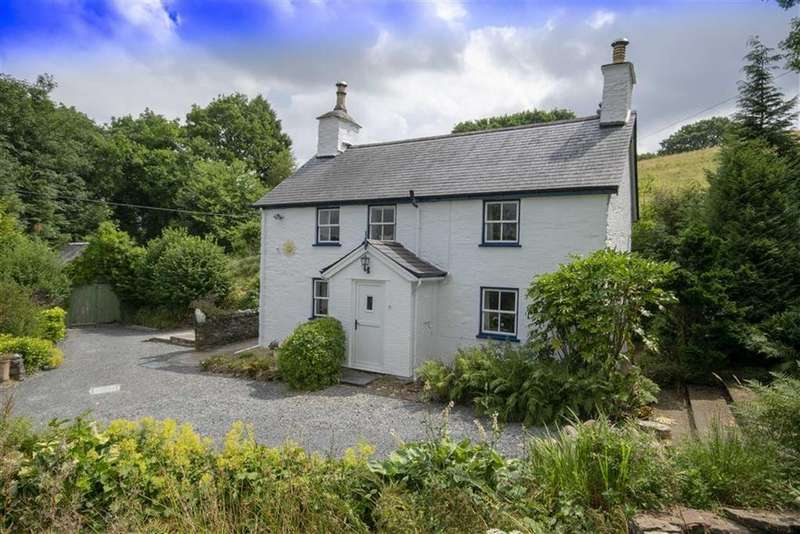 3 Bedrooms Detached House for sale in Cemmaes Machynlleth, SY20