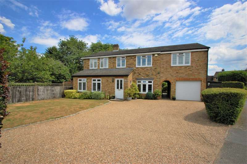 5 Bedrooms Detached House for sale in Grayburn Close, Chalfont St Giles, HP8