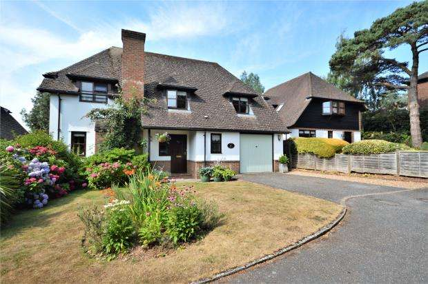 3 Bedrooms Detached House for sale in Manstone Lane, Sidmouth, Devon