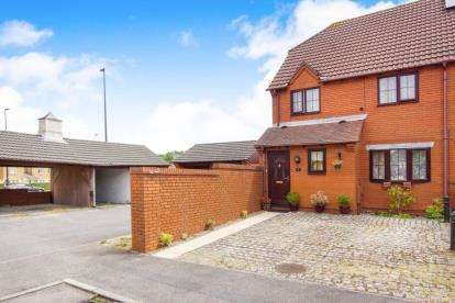 3 Bedrooms End Of Terrace House for sale in Oaktree Crescent, BRISTOL, South Gloucestershire