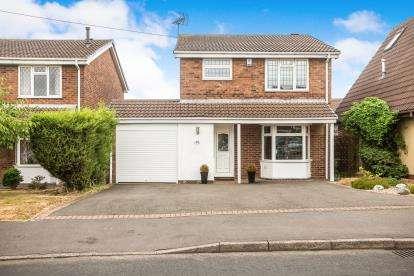 3 Bedrooms Detached House for sale in Aldgate Drive, Brierley Hill, West Midlands