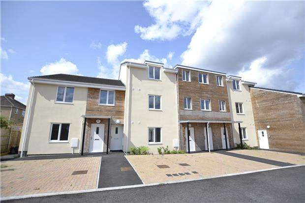 2 Bedrooms Flat for sale in Charlton Park Flats, Bristol, BS10 6JS