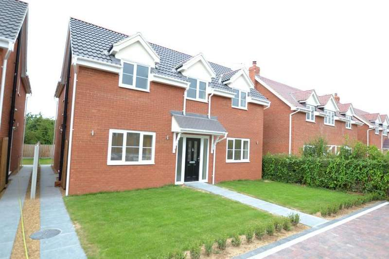 3 Bedrooms Detached House for sale in High Road North, Laindon, Basildon, Essex, SS15