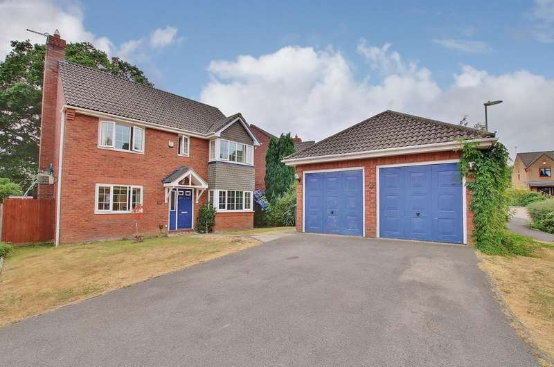6 Bedrooms Detached House for sale in ROWNHAMS