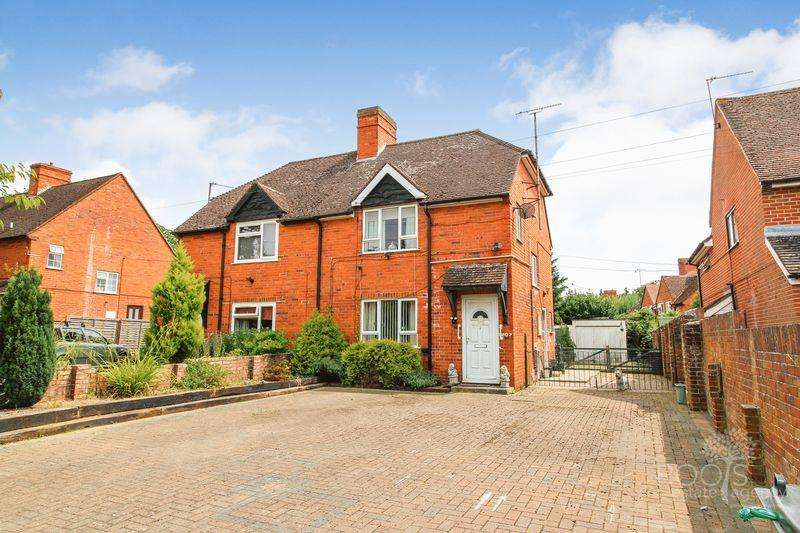 3 Bedrooms Semi Detached House for sale in Nr Cold Ash Hill, Thatcham