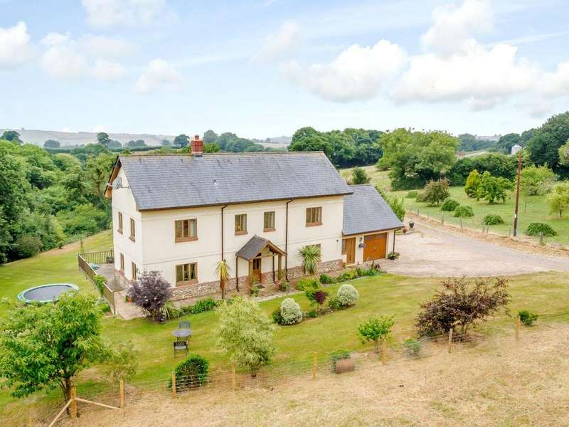 5 Bedrooms Farm Commercial for sale in Pennymoor, Tiverton, Devon