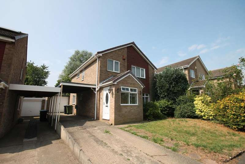 4 Bedrooms Detached House for sale in Shevington Grove, Marton-In-Cleveland, Middlesbrough