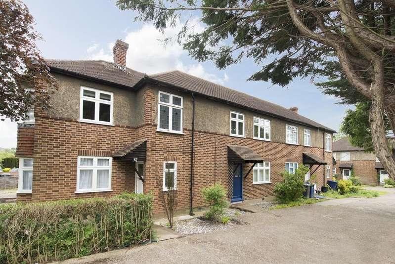2 Bedrooms Flat for sale in Abercorn Road, London