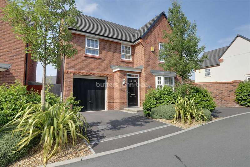 4 Bedrooms Detached House for sale in Teddy Gray Avenue, Elworth