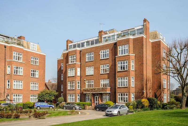 3 Bedrooms Flat for sale in Putney Hill, Putney