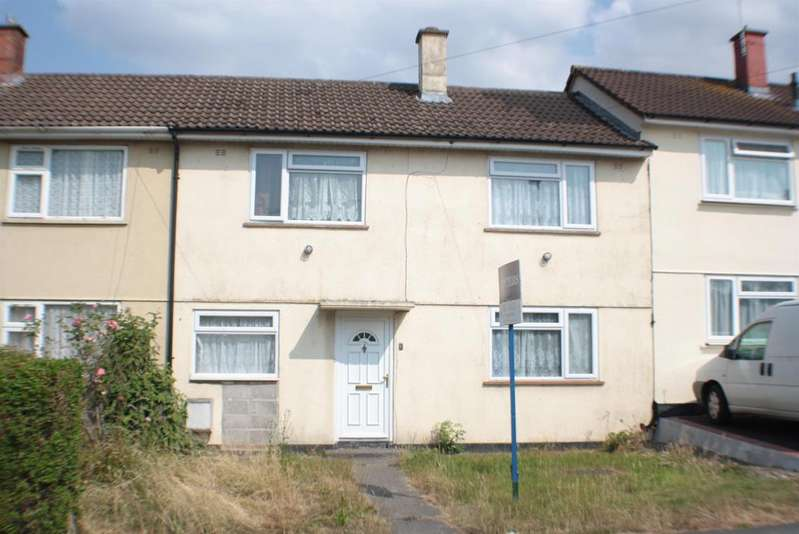 3 Bedrooms Terraced House for sale in Pavey Road, Hartcliffe, Bristol, BS13 0LA