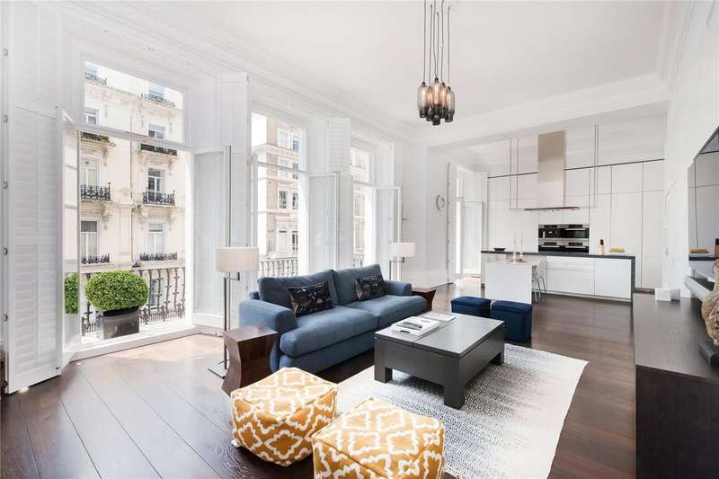 4 Bedrooms Flat for sale in Queen's Gate, London, SW7