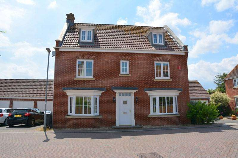 5 Bedrooms Detached House for sale in Patricia Close, Burnham-On-Sea