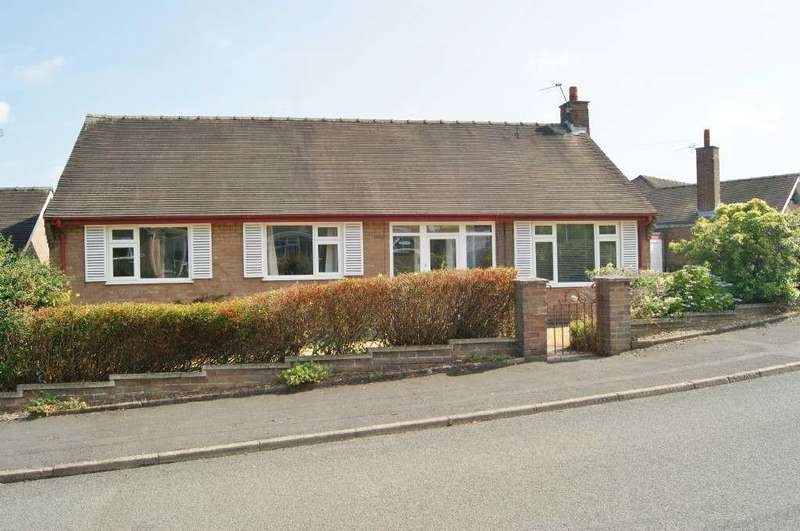 3 Bedrooms Detached Bungalow for sale in Ty Gwyn, Wrexham