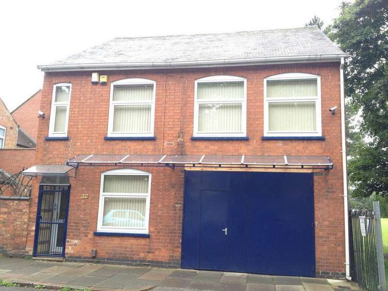 5 Bedrooms Detached House for sale in Harrison Road, Leicester, LE4