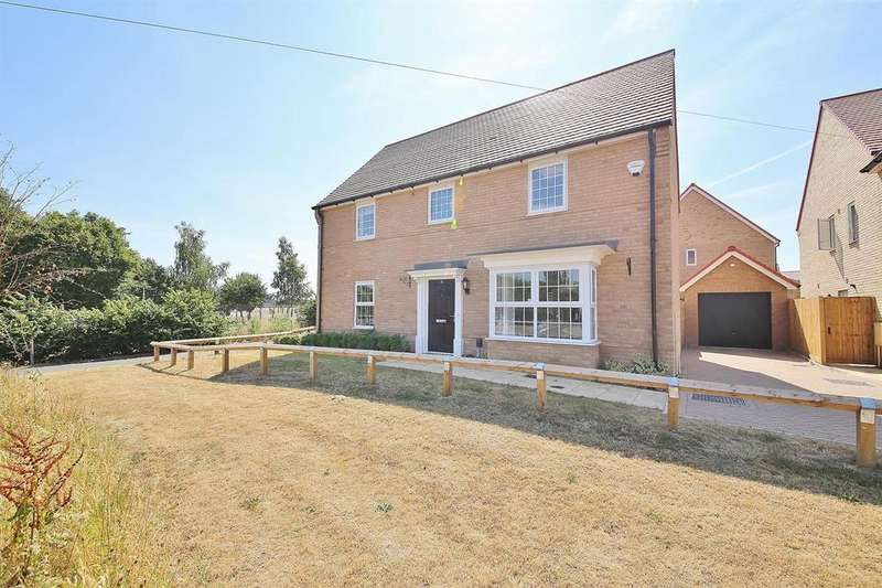 4 Bedrooms Detached House for sale in Broadstone Road, Stanford-Le-Hope