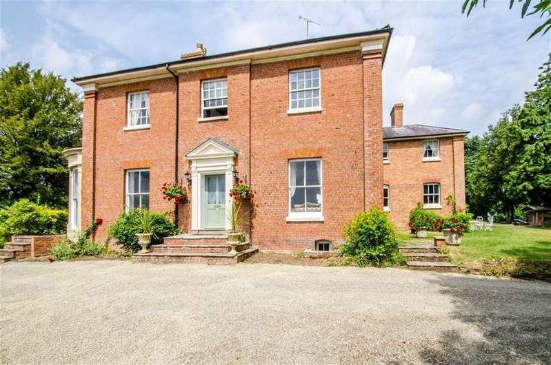 5 Bedrooms Detached House for sale in Bromyard Road, Tenbury Wells, WR15