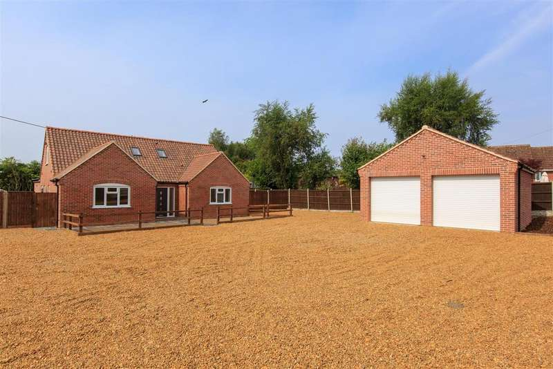 5 Bedrooms House for sale in Hargham Road, Shropham