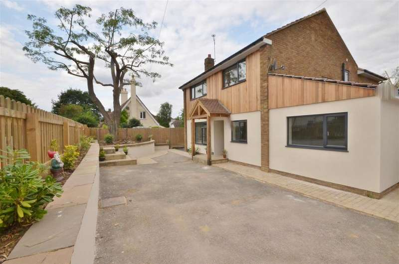 4 Bedrooms Detached House for sale in Barton Road, Silsoe,