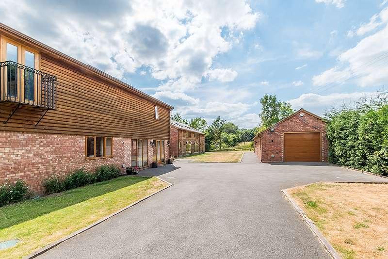 7 Bedrooms Property for sale in 'The Oak Barns' Romsley Lane, Romsley, Bridgnorth