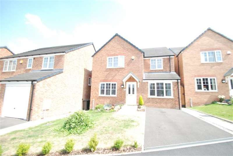4 Bedrooms Detached House for sale in Swineshaw Road, Stalybridge, Cheshire, SK15 3AB