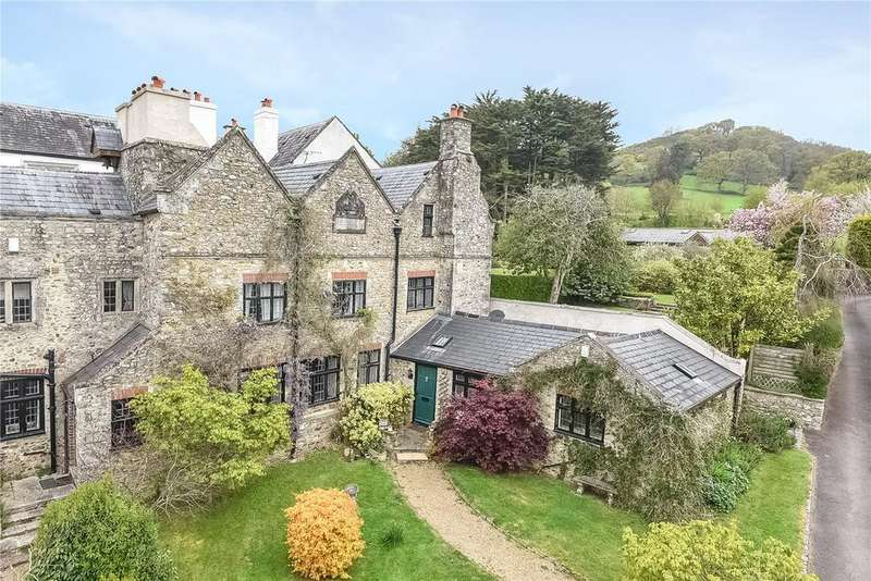 4 Bedrooms Semi Detached House for sale in Netherton Hall, Farway, Colyton, Devon