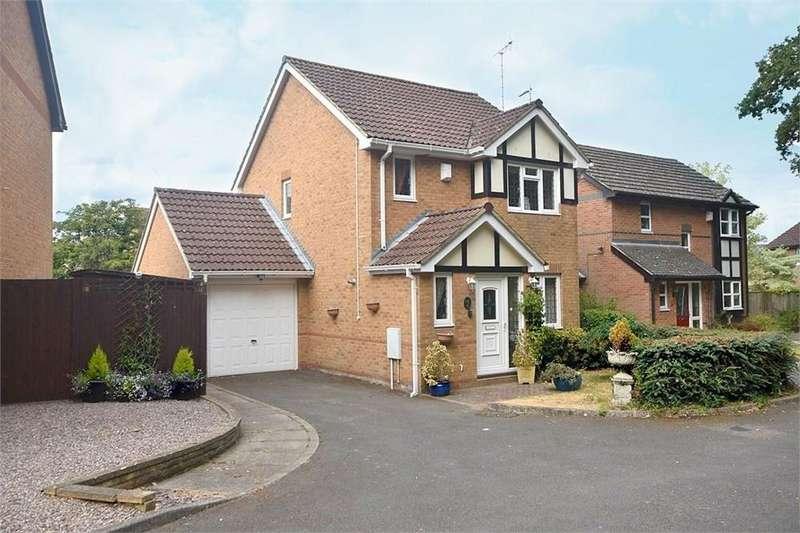3 Bedrooms Detached House for sale in Minstrel Close, HEMEL HEMPSTEAD, Hertfordshire