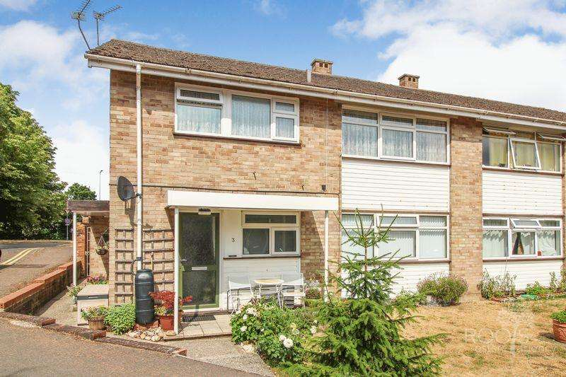 2 Bedrooms Apartment Flat for sale in Speen Hill Close, Newbury