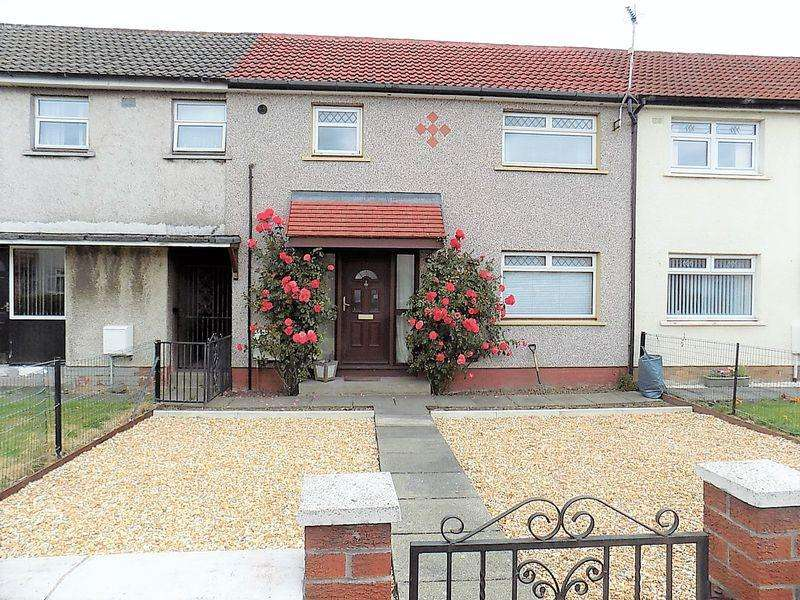2 Bedrooms Terraced House for sale in Westerton Road, Grangemouth