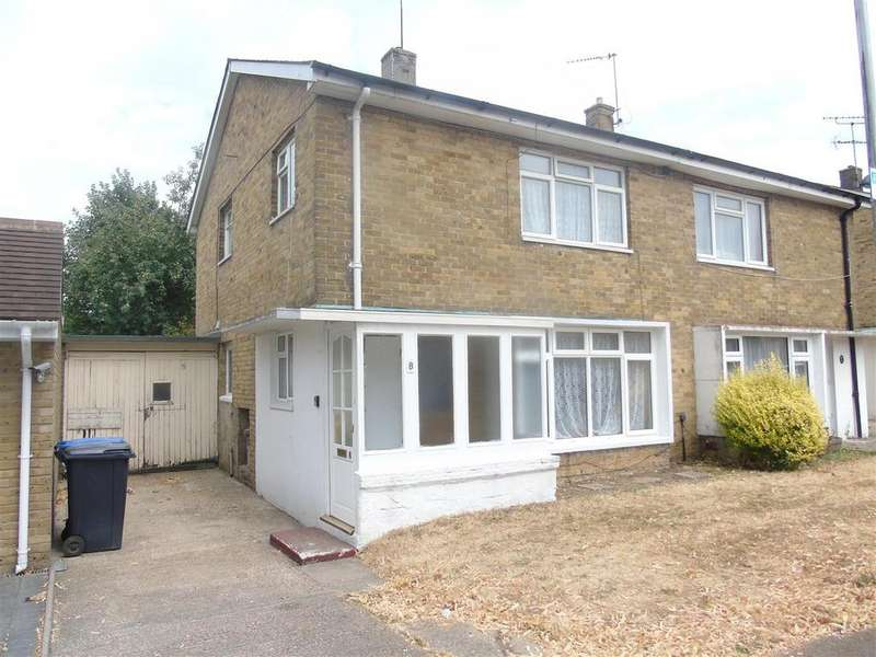 3 Bedrooms Semi Detached House for sale in Days Mead, Hatfield
