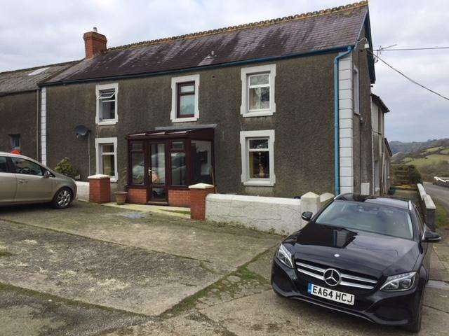 4 Bedrooms Farm Land Commercial for sale in Cynwyl Elfed, Carmarthen SA33