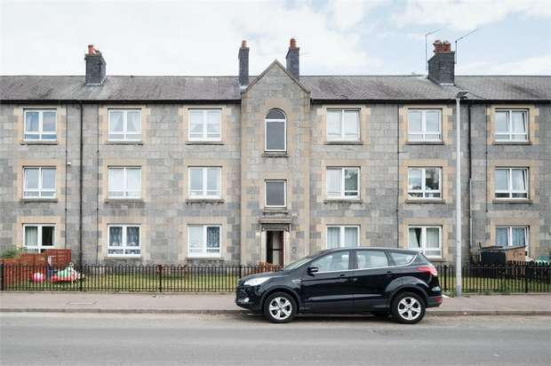 2 Bedrooms Flat for sale in 8 Seaton Avenue, Aberdeen