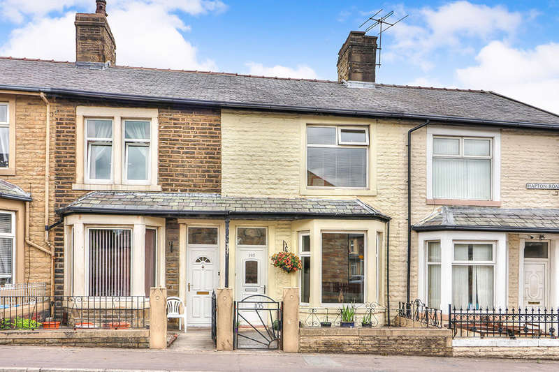 2 Bedrooms Terraced House for sale in Hapton Road, Padiham, Burnley, BB12