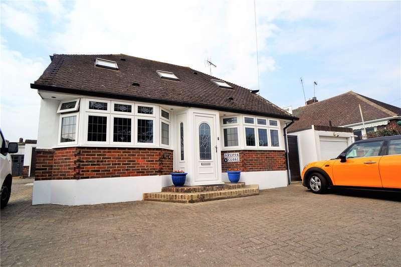 4 Bedrooms Detached Bungalow for sale in Pepys Close, Northfleet, Gravesend, Kent, DA11