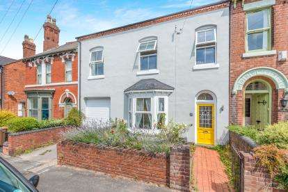 4 Bedrooms Terraced House for sale in Westbourne Road, The Butts, Walsall