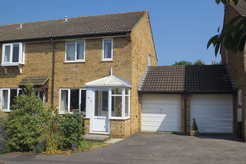 3 Bedrooms End Of Terrace House for sale in Stirling Close, Yate, BS37