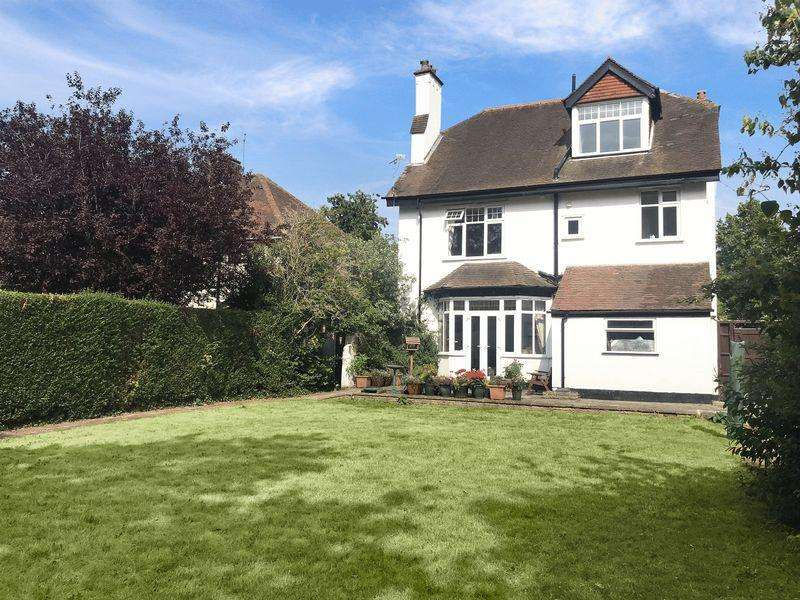 7 Bedrooms Detached House for sale in SOUTH SUTTON
