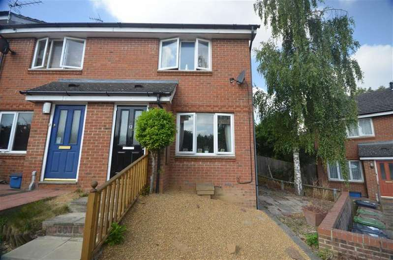 2 Bedrooms End Of Terrace House for sale in Halliday Close, Shenley