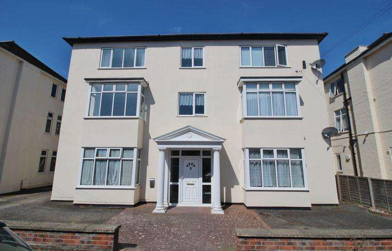 2 Bedrooms Flat for sale in Firbeck Avenue, Skegness