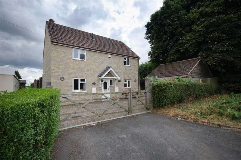 3 Bedrooms Detached House for sale in Lansdown Road, Pucklechurch, Bristol, BS16 9RG