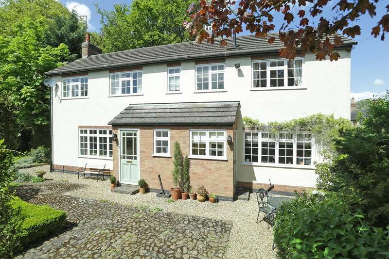 3 Bedrooms Detached House for sale in Main Street, Mowsley, Lutterworth