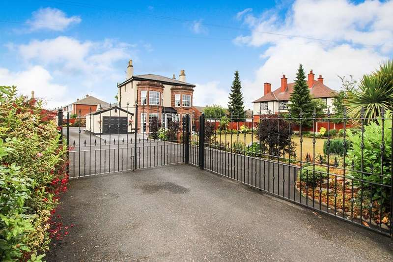 5 Bedrooms Detached House for sale in Almonds Green, LIVERPOOL, L12