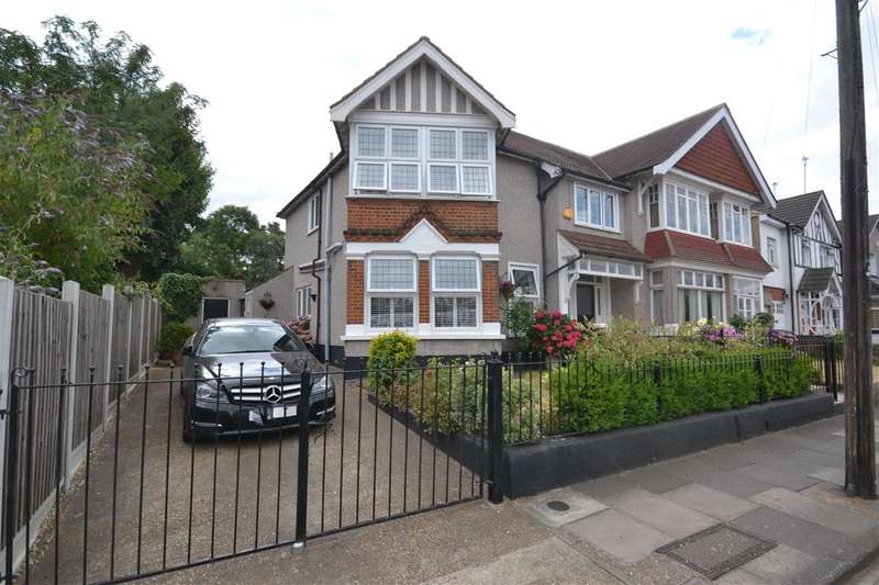 4 Bedrooms Semi Detached House for sale in College Avenue, Grays