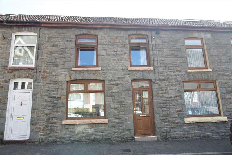 3 Bedrooms Terraced House for sale in St Stephen Avenue, Pentre