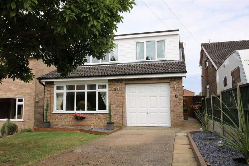 4 Bedrooms Property for sale in Chester Close, Washingborough, Lincoln