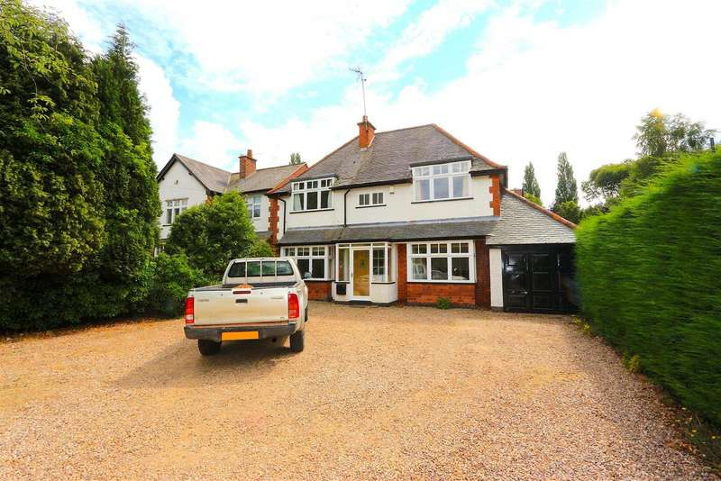 4 Bedrooms Property for sale in Kirby Lane, Kirby Muxloe