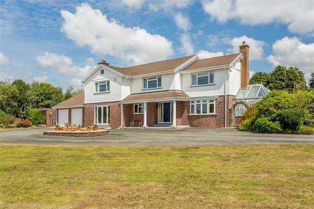 5 Bedrooms Detached House for sale in Bridgerule, Holsworthy, Devon
