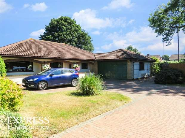 4 Bedrooms Detached Bungalow for sale in Redcote Drive, Lincoln
